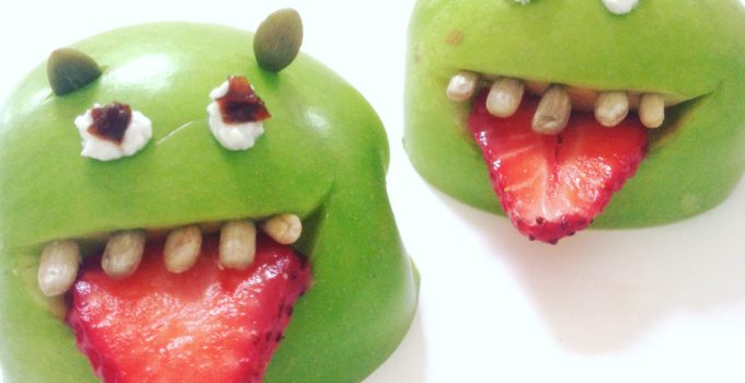 Simple Silly Snacks For Kids